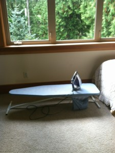 Pat's Ironing Board
